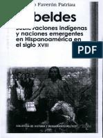 Gustavo Faveron Rebeldes Sublevaciones Indigenas