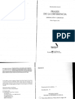 Collin - Praxis de la diferencia - Cap. I.pdf