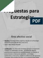 Estrategias PEI
