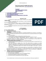 Ley Comerciante Paraguay