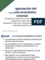 6. La Economía Colonial