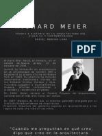 RICHARD MEIER.pptx