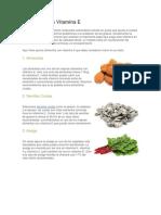 Alimentos con Vitamina E.docx