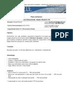 Plano de Ensino Deutsch I A1 2
