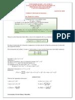 Tema 6 Derivada de La Función Compuesta.