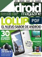 Android Magazine N37 Enero 2015