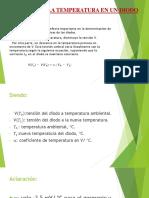 Efectos de La Temperatura en Un Diodo