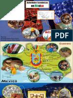 Actividades Económicas México