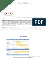 Metodología RUP y Ciclo de Vida _ METODOLOGÍA RUP