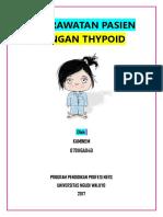 Lembar Balik Typhoid Bagus