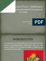 002 La Confederacion Perú-Bolivia - Juan Camilo Martínez