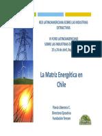 PPT La Matriz Energética en Chile