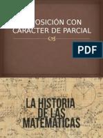 Exposición Con Carácter Parcial-euclides