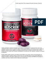 hairloss blocker sac