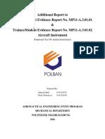 Ahmad Sahid & Dicky Pratama A_Additional Report Aircraft Instrument System