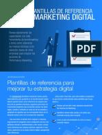 Plantillas de Referencia Para Tu Marketing Digital
