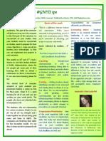 GNITS Newsletter 4