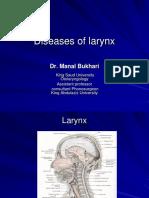 06- Diseases of Larynx