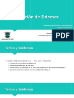 Diapositivas I - Programación de Sistemas