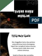 Tujuan Hidup Muslim