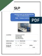Lab-1 Sistema de Refrigeracion