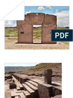 arquitecturas de tihuanacu