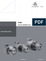 Startup Guide Tpm Plus Siemens Sinamics s120 En