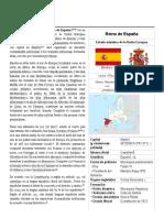 España - Resumen