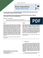 Histologi Lambung Kakap Putih