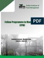 FPM Bulletin.cdr
