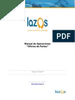 Manual de Operaciones Oficina de Partes