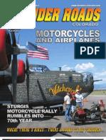Thunder Roads Colorado September Edition