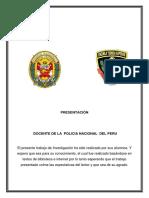 Docctrina Policial