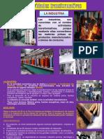 Actidad Transformativa - Industria