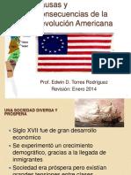 causas y consecuencias dela revolucin americana version revisada