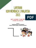 Laporan Kem Membaca 1 Malaysia 2015