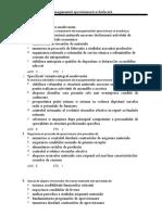 Grile Managementul aprovizionarii   si desfacerii - I - Examen - S 1.doc