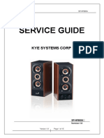 SP-HF800A Service Manual.pdf - Genius