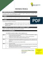 Cotización Pablo Niño