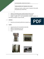 Analisis Granulometrico Por Lavado