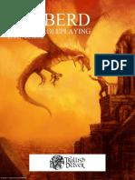 Halberd - Fantasy Roleplaying