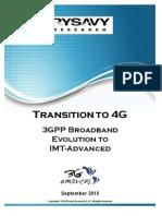 3G Americas  Research HSPA-LTE Advanced