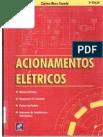 Acionamentos Elétricos -Claiton Moro Franchi - Editora Erica