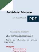 6.- Análisis Del Mercado kie