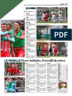 La Provincia Di Cremona 13-05-2018 - Le Pagelle