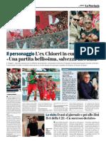 La Provincia Di Cremona 13-05-2018 - Il Personaggio