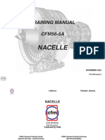 CFM56 5A Training Manual - Nacelle