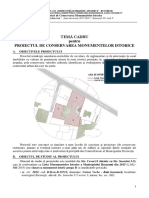 CP-49 Tema Proiect CMI