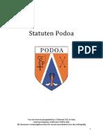 statuten podoa 2018