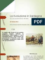 La Rivoluzione in Sardegna